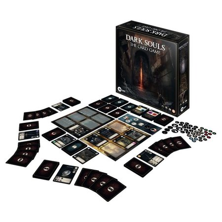 Steamforged Games Dark Souls the card game