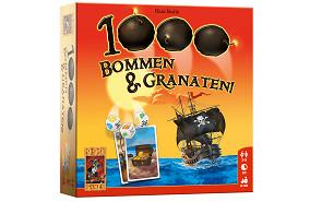 Spel v/d maand juni: 1000 Bommen & Granaten.