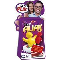 Let's Play Panic Alias