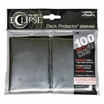 Sleeves Pro-Matte Eclipse - Jet Black (100)