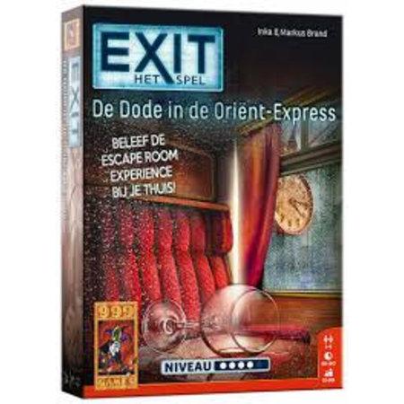 999-Games Exit - De dode in de Oriënt-Express