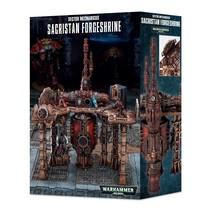 Warhammer 40,000 Terrain: Sector Mechanicus - Sacristan Forgeshrine