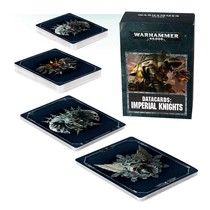 Warhammer 40,000 8th Edition Datacards Imperium: Imperial Knights