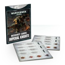 Warhammer 40,000 8th Edition Datasheets Imperium: Imperial Knights