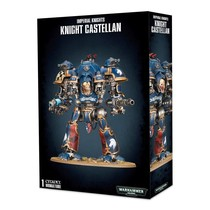Warhammer 40,000 Imperium Imperial Knights: Knight Castellan