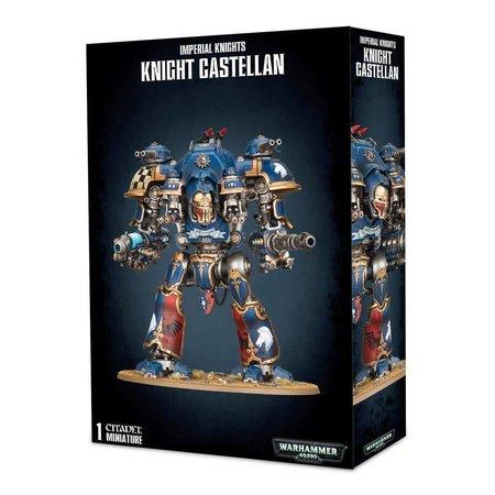 Games Workshop Warhammer 40,000 Imperium Imperial Knights: Knight Castellan