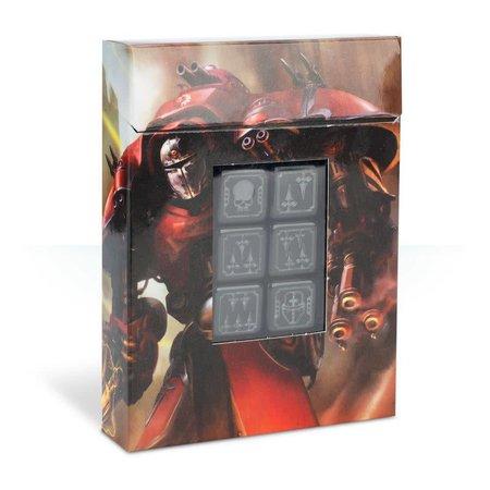 Games Workshop Warhammer 40,000 Imperium Dice: Imperial Knights