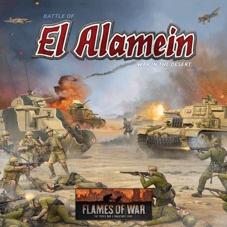 Battlefront FOW 4.0: El Alamein Startset