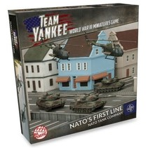 Team Yankee: Nato's First Line