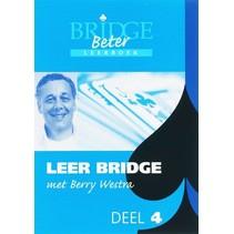 Bridge Beter: Leer Bridge met Berry Westra Deel 4