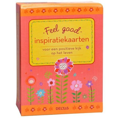 Deltas Feel Good Inspiratie kaarten
