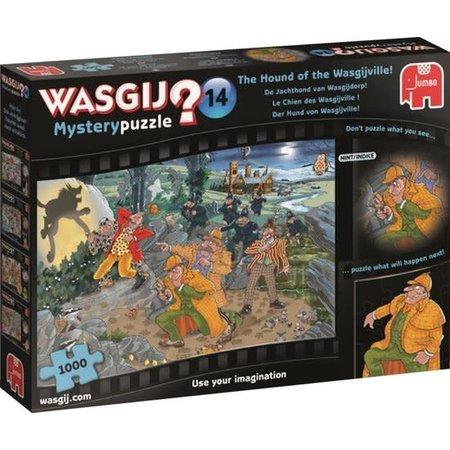 Jumbo Wasgij Mystery 14: Hound of Wasgijville!