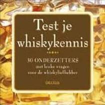 Test je Whiskeykennis
