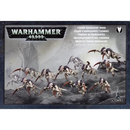 Games Workshop Warhammer 40,000 Xenos Tyranids: Hormagaunt Brood