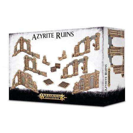 Games Workshop Age of Sigmar Terrain: Azyrite Ruins