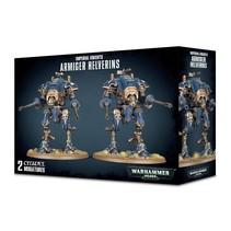 Warhammer 40,000 Imperium Imperial Knights: Armiger Helverins