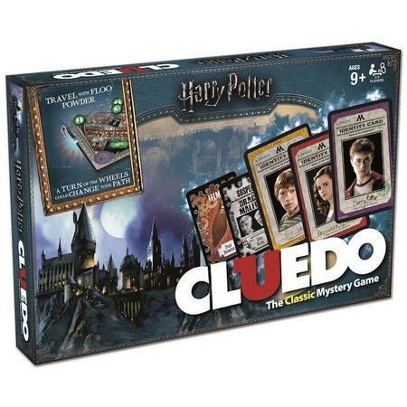 Winning Moves Cluedo World of Harry Potter