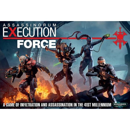 Games Workshop Assassinorum: Execution Force