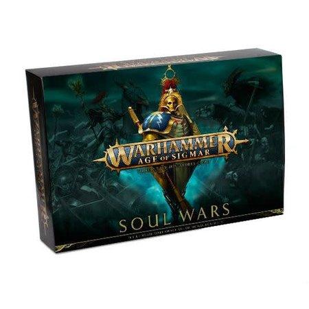 Games Workshop Age Of Sigmar 2nd Edition Starter Set: Soul Wars