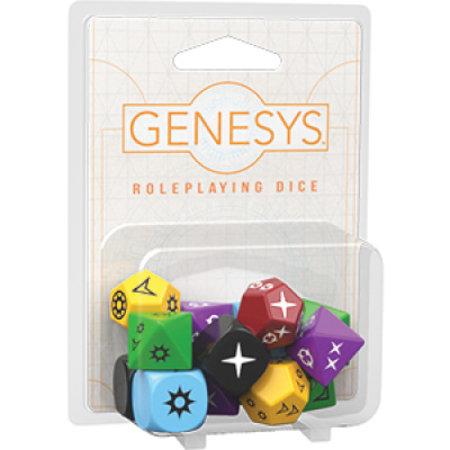Fantasy Flight Genesys: Dice Pack
