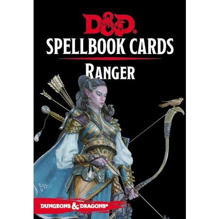 GaleForce Nine D&D 5th Edition Spellbook Cards: Ranger