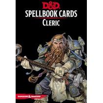 D&D Spellbook Cards: Cleric