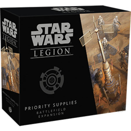 Fantasy Flight **StarWars Legion: Priority Supplies Battlefield Expansion