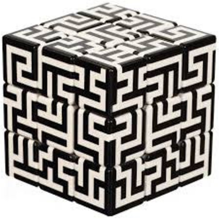 V-Cube V-3 Maze Cube