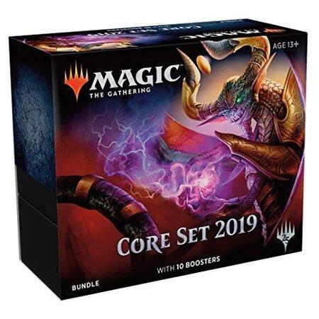 Wizards of the Coast Magic: the Gathering Core Set 2019 Bundle