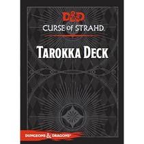 D&D 5th Edition Adventures: Curse of Strahd Tarokka Deck