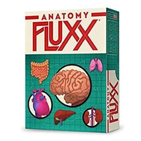 Looney Labs Fluxx - Anatomy Fluxx