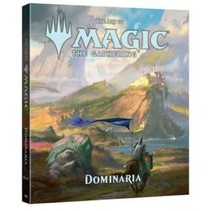 The Art of Magic the Gathering: Dominaria (HC)