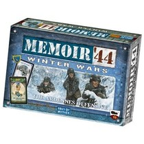 Memoir 44 Uitbreiding: WinterWars - The Ardennes Offensive