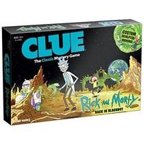 Cluedo Rick & Morty