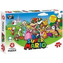 Super Mario Puzzle: Mario and Friends (500)