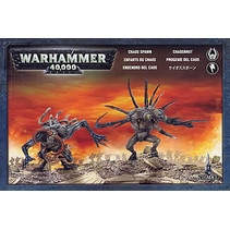 Age of Sigmar/Warhammer 40,000  Daemons of Chaos: Chaos Spawn (40k Box)