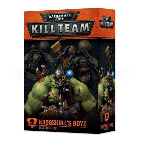 Games Workshop Warhammer 40.000 Kill Team: Krogskull's Boyz uc