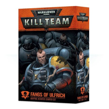 Games Workshop Warhammer 40.000 Kill Team: Fangs of Ulfrich