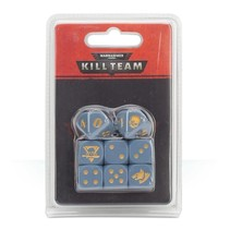 Warhammer 40.000 Kill Team: Space Wolves Dice