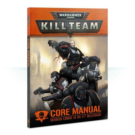 Games Workshop Warhammer 40.000 Kill Team: Core Manual