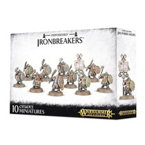 Dispossessed: Ironbreakers/Irondrakes