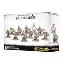 Dispossessed: Ironbreakers/Irondrakes