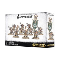 Dispossessed: Hammerers/Longbeards