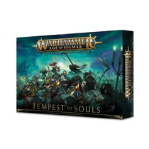 Age Of Sigmar 2nd Edition Starter Set: Tempest of Souls
