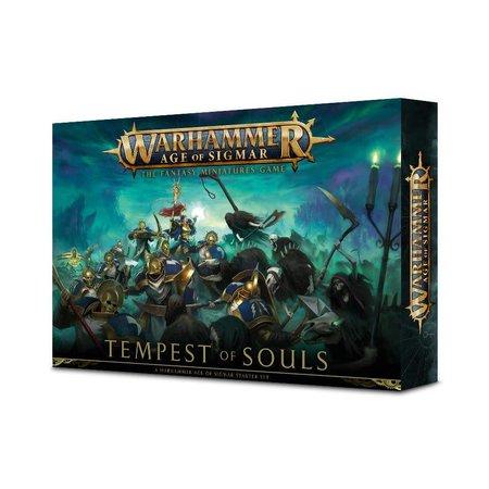 Games Workshop Age Of Sigmar Starter Set: Tempest of Souls