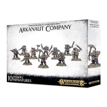 Games Workshop Age of Sigmar Duardin Kharadron Overlords: Arkanaut Company
