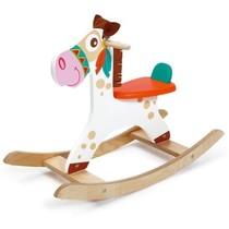 Scratch - Hobbelpaard Indiaanse Pony