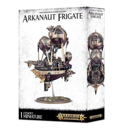 Games Workshop Age of Sigmar Duardin Kharadron Overlords: Arkanaut Frigate