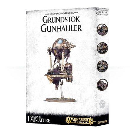 Games Workshop Age of Sigmar Duardin Kharadron Overlords: Grundstok Gunhauler
