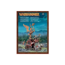 Devoted of Sigmar: Arch Lector/Volkmar The Grim on War Altar of Sigmar